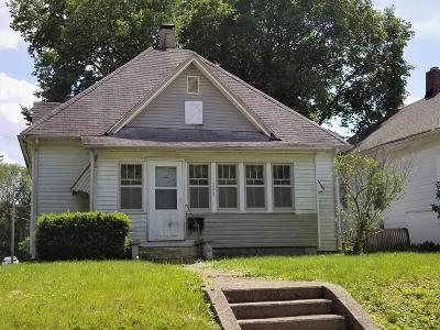 Danville Single Family Home For Sale: 202 W 7th St