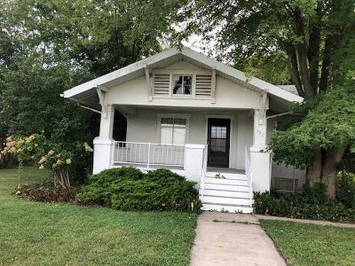 Vermilion County Single Family Home For Sale: 302 W Holloway