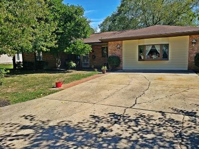 Vermilion County Single Family Home For Sale: 3801 Tuttle