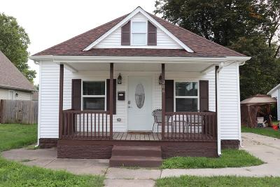 Westville Single Family Home For Sale: 306 Indiana