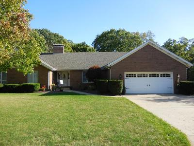 Danville IL Single Family Home For Sale: $289,900