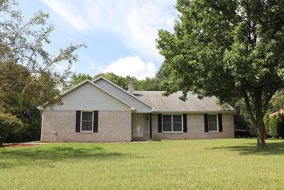 Single Family Home For Sale: 24138 Shake Rag Road