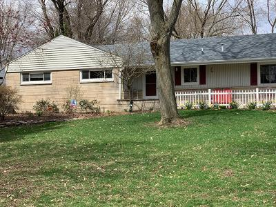 Single Family Home For Sale: 419 Swisher