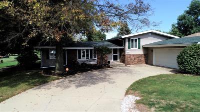 Danville Single Family Home For Sale: 1409 Golf Terrace