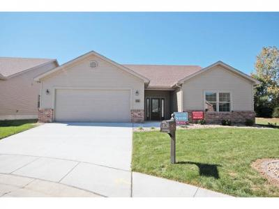 Mt. Zion Single Family Home For Sale: 1545 August Hill Pl