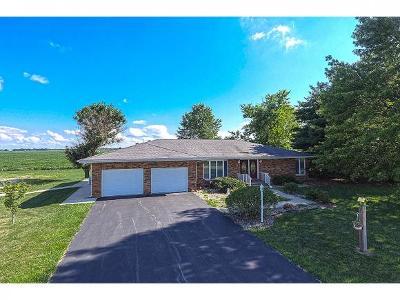 Single Family Home For Sale: 8705 E Duroc Rd