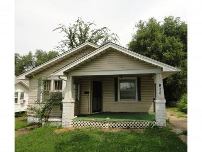 Decatur IL Single Family Home For Sale: $8,884
