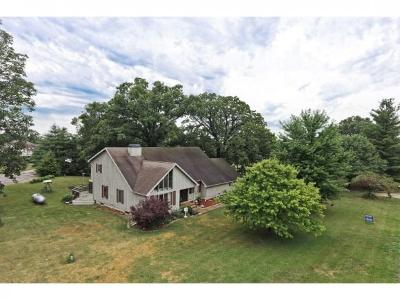 Single Family Home For Sale: 8325 Hickory Hills Dr
