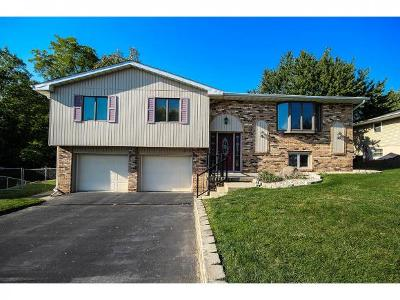 Mt. Zion Single Family Home For Sale: 1075 W Wildwood Dr.