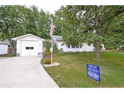 Maroa Single Family Home For Sale: 108 W Jackson St