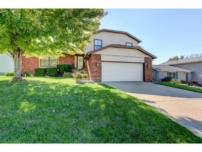 Decatur Single Family Home For Sale: 943 W Frank Dr.