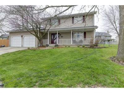 Decatur Single Family Home For Sale: 1241 Scotch Pine Ct.