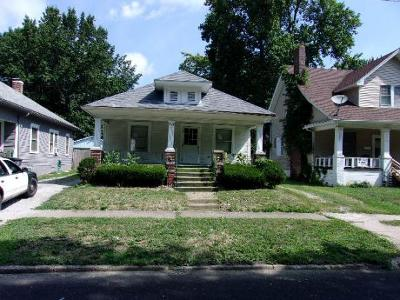 Decatur Single Family Home For Sale: 974 W Packard St