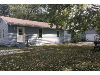 Decatur IL Single Family Home For Sale: $44,900
