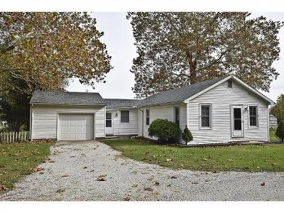 Single Family Home For Sale: 3574 Sandcreek Rd