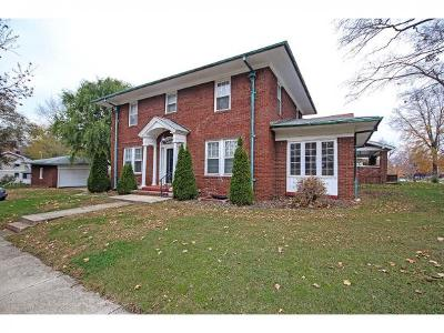 Decatur Single Family Home For Sale: 1560 W Main St