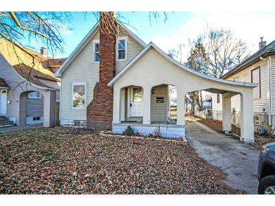 Decatur Single Family Home For Sale: 2146 N Main St