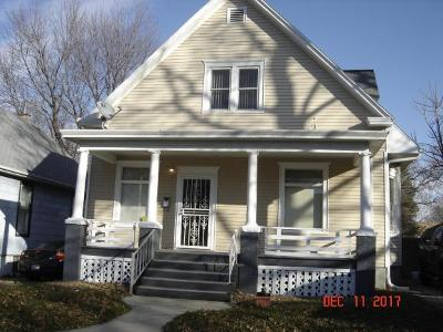 Decatur Single Family Home For Sale: 1530 N College St.