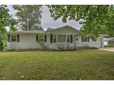 Decatur Single Family Home For Sale: 3851 N Macarthur Rd