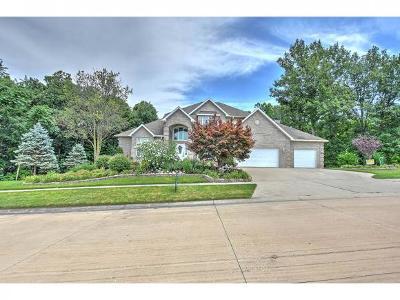 Mt. Zion Single Family Home For Sale: 1395 E Ashland Ave