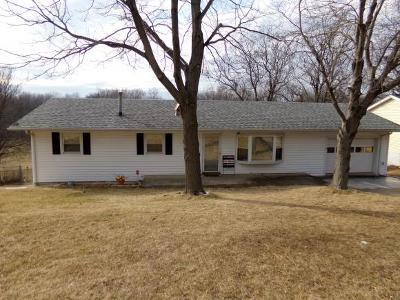Decatur IL Single Family Home For Sale: $68,750