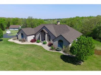 Single Family Home For Sale: 6352 Reas Bridge Rd