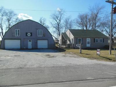 Warrensburg Single Family Home For Sale: 345 S State Route 121