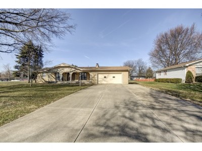Decatur Single Family Home For Sale: 3079 N Oakland Ave