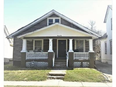 Decatur Single Family Home For Sale: 1410 N Morgan St