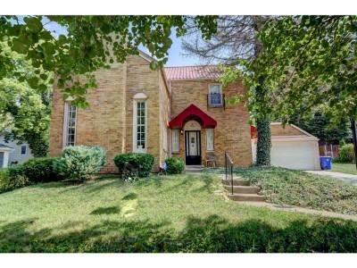 Decatur IL Single Family Home For Sale: $119,900