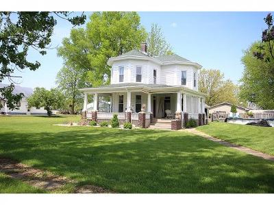 Macon Single Family Home For Sale: 112 W Ruby St