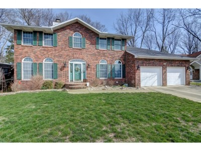 Decatur Single Family Home For Sale: 1140 Meadowview Dr