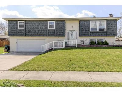 Decatur Single Family Home For Sale: 4367 N Leonore Dr