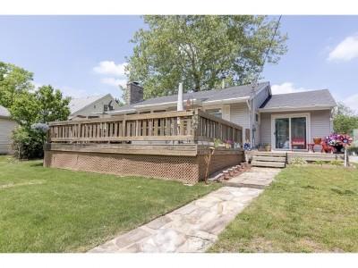 Single Family Home For Sale: 4014 E Park Ln