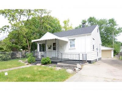 Decatur IL Single Family Home For Sale: $39,900