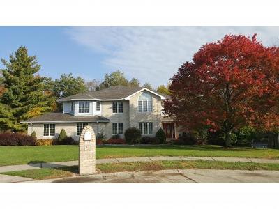 Mt. Zion Single Family Home For Sale: 5 Ashland Ct