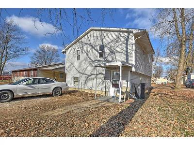 Macon Multi Family Home For Sale: 440 W Cole St