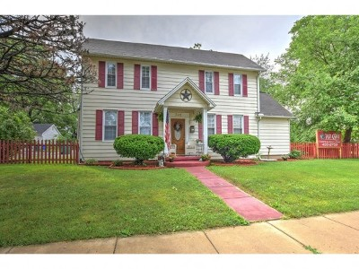 Mt. Zion Single Family Home For Sale: 340 Bell St