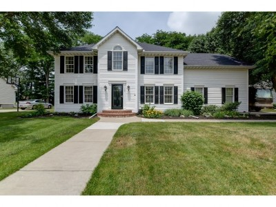 Decatur Single Family Home For Sale: 1150 Meadowview Dr
