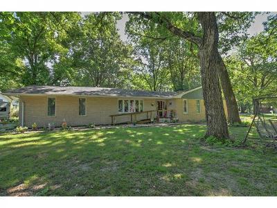 Forsyth Single Family Home For Sale: 5220 Navajo Dr