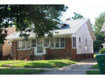Decatur IL Single Family Home For Sale: $32,900