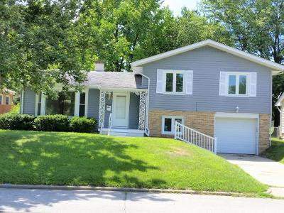 Decatur Single Family Home For Sale: 135 Wisconsin Dr