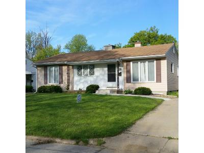 Decatur Single Family Home For Sale: 147 Wisconsin Drive