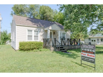 Macon Single Family Home For Sale: 137 S Shaw St