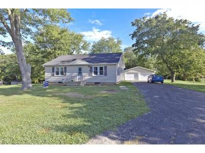 Mt. Zion Single Family Home For Sale: 710 Mill St