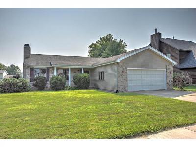 Mt. Zion Single Family Home For Sale: 1334 Rich Lane