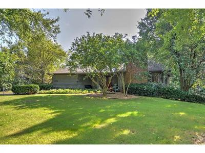 Single Family Home For Sale: 2796 S Mt Zion Rd