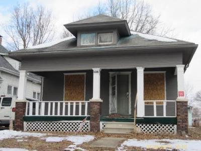 Decatur IL Single Family Home For Sale: $12,900