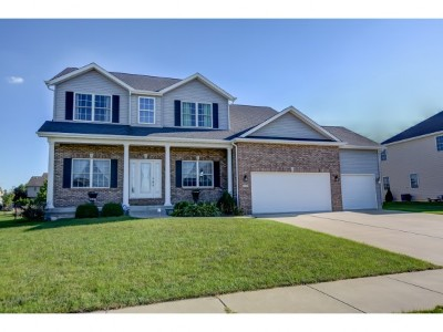Forsyth Single Family Home For Sale: 1257 Talon Ln