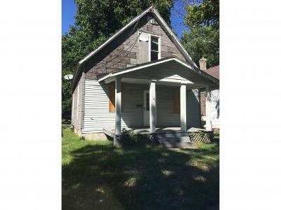 Decatur Single Family Home For Sale: 1362 E Condit
